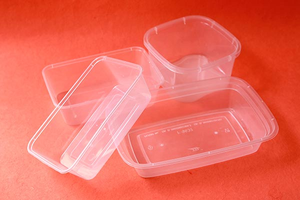 Disposable Polypropylene Food Packaging Containers